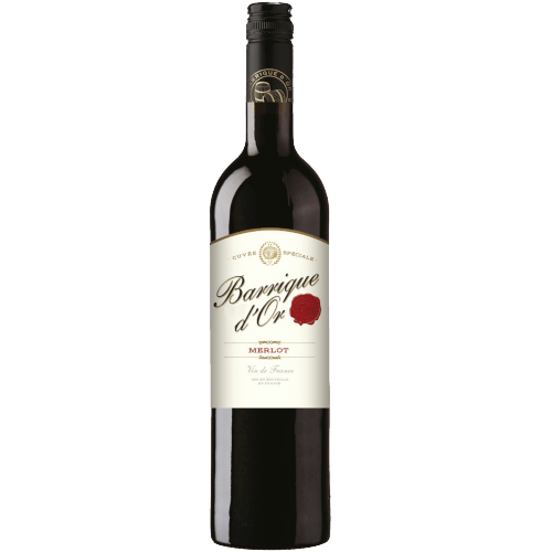 Barrique d'or Merlot