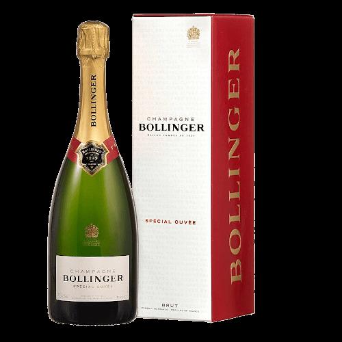 Champagne Bollinger Brut Special Cuvée