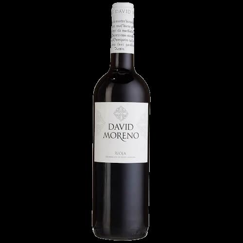 David Moreno Rioja Tinto