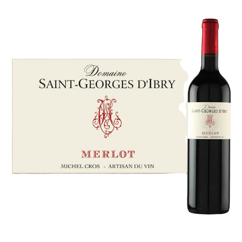 Domaine Saint Georges d'Ibry Merlot Tradition