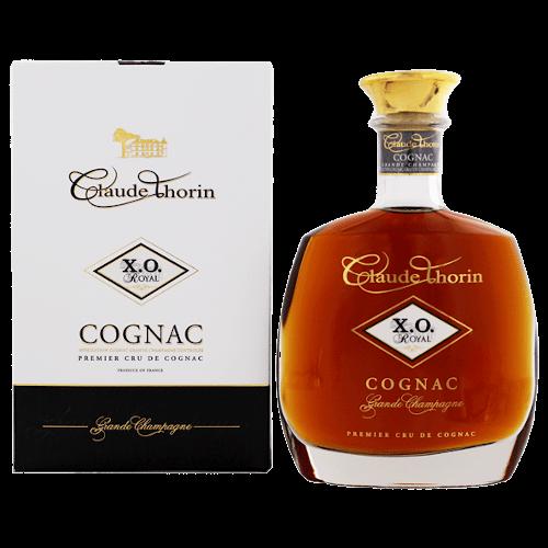 Claude Thorin Grande Champagne X.O. Royal Cognac