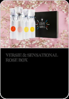 Versie 5: Sensational Rose Box